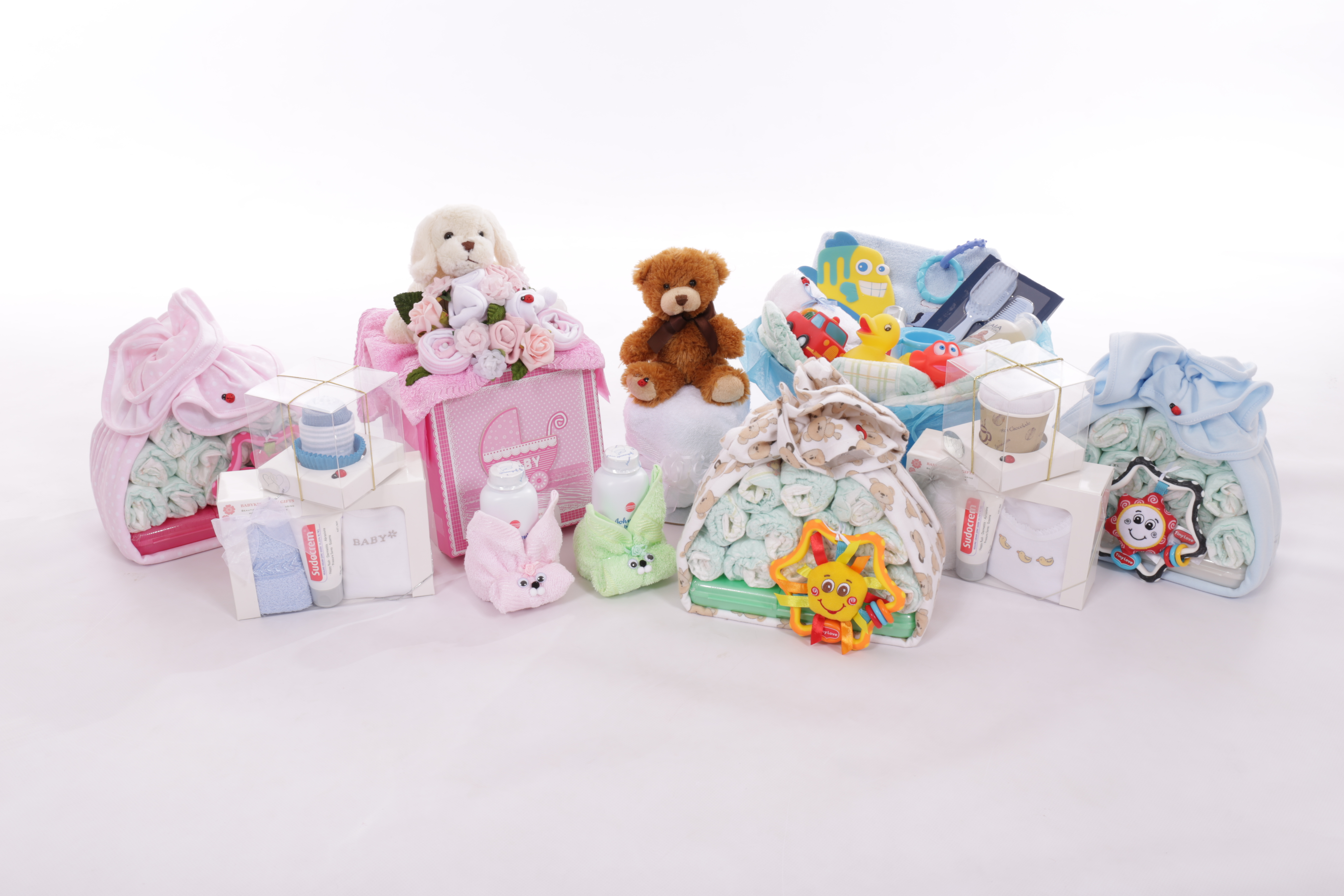 Baby Gifts Delivered Melbourne Australia : Nappy cakes melbourne delivered baby hampers